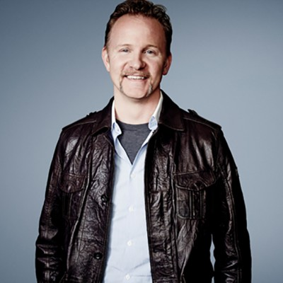 Morgan Spurlock Supersized