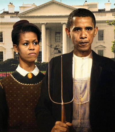 The United States Of American Gothic Ron Sklar